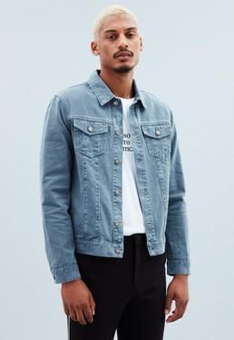 Blue Wash Western Jacket