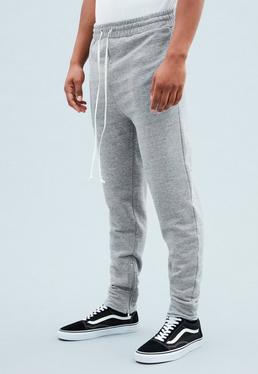 Grey Marl Premium Regular Joggers