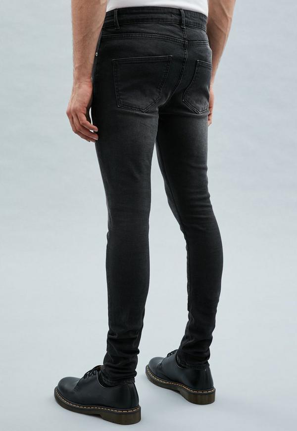 c9451dbaa03 Washed Black Super-Skinny Cordoza Jeans. £45.00. Previous Next